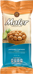Cacahuate Mafer Japonés Limón 100 g
