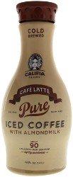 Café Latte Califia Farms Con Almendras 1.4 L