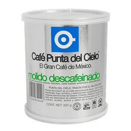 Café  Punta del Cielo Molido Descafeinado 300 g