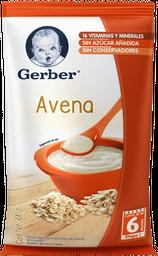 Cereal Gerber de Avena Etapa 1 300 g