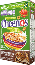 Cereal Cheerios Manzana Canela 480 g
