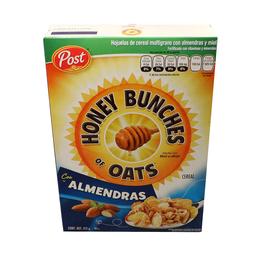 Cereal Honey Bunches Of Oats Con Almendras 411 g