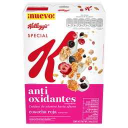 Cereal Special K Cosecha Roja 300 g