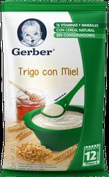 Cereal Gerber de Trigo Con Miel 300 g