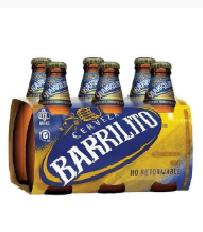 Cerveza Barrilito Oscura 325 mL