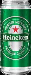 Cerveza Heineken Clara Lata 473 mL