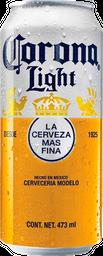 Cerveza Corona Light Latón 473 mL