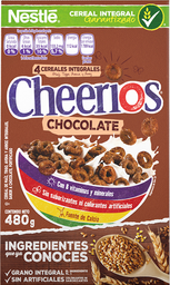 Cereal Cheerios Chocolate  480 g
