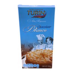 Chocolate Turin Blanco 150 g