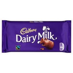 Cadbury Chocolate Con Leche 110 g