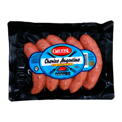Chorizo Argentino Obertal de Cerdo y Res 550 g