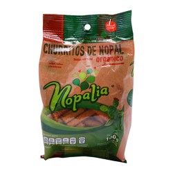 Churritos Nopalia Con Chile Bolsa 100 g