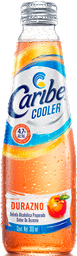 Caribe Cooler Durazno 300 mL
