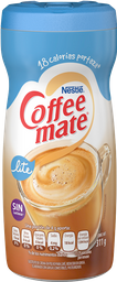 Sustituto de Crema Coffee Mate Lite 311 g