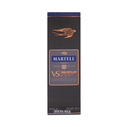 Cognac Martell Botella 700 mL