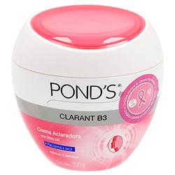 Crema Facial Pond's Clarant B3 Aclaradora Con Filtro Uv 200 g