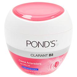 Crema Facial Ponds Clarant B3 Aclaradora Con Filtro Uv 400 g