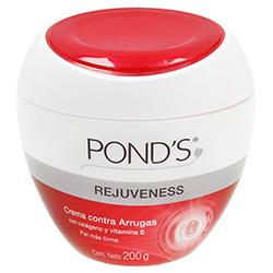 Crema Facial Ponds Rejuveness Contra Arrugas 200 g