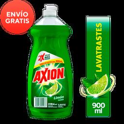 Lavatrastes Axion Limón Líquido