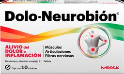 Dolo Neurobion Tab C10 1 U