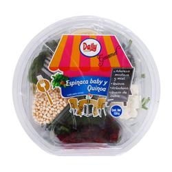 Ensalada Daily Salad Espinaca Baby y Quinoa 150 g