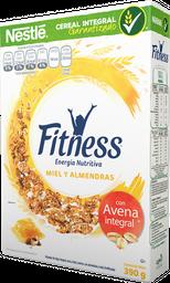 Cereal Fitness Miel y Almendras 390 g