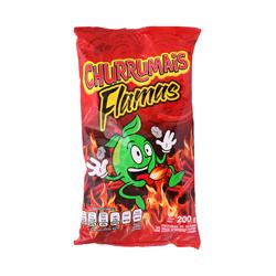 Botana Churrumais Flamas 200 g