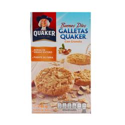 Quaker Galletas Avena Con Granola