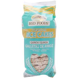 Galletas de Arroz Con Quinoa Bsd Foods 72 g