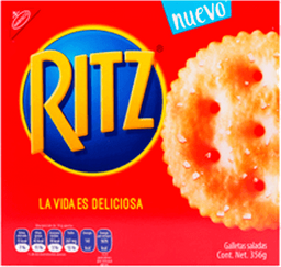 Galletas Saladas Ritz 356 g