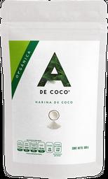 Harina de Coco A de Coco Orgánico 500 g