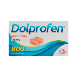 Dolprofen (800 Mg)