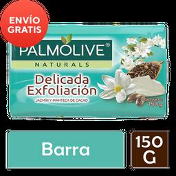 Jabón de Tocador  Palmolive Naturals Delicada Exfoliación 150 g
