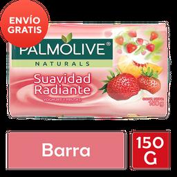 Jabón Palmolive Naturals Yogurt y Frutas 150 g