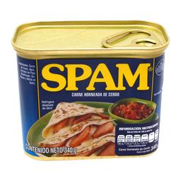 Carne de Cerdo Spam Horneada 340 g