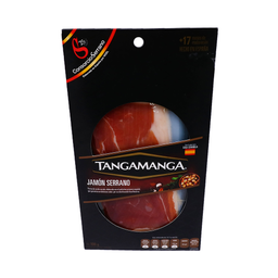 Jamón Serrano Tangamanga Reserva de España 100 g