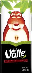 Néctar Del Valle Manzana Clarificado 200 mL