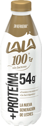 Leche Lala 100 Sin Lactosa Descremada Sin Refrigerar 1 L