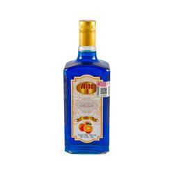 Licor Wind 4 Curazao Azul Botella 750 mL