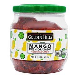 Mango Golden Hills Deshidratado Con Chile y Limón 450 g