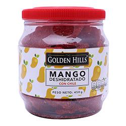 Mango Deshidratado Golden Hills Enchilado 450 g