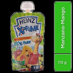 Papilla Xprime Heinz  Manzana/Mango 113 g