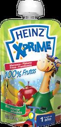 Alimento Para Bebé Heinz Xprime de Frutas 113 g