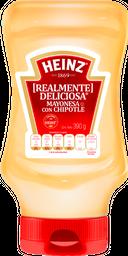 Mayonesa Heinz Con Chipotle 390 g