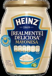 Mayonesa Heinz Con Jugo de Limón 370 g