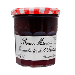 Mermelada Bonne Maman 4 Frutos Del Bosque 370 g