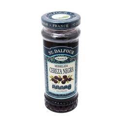 Mermelada St. Dalfour Cereza Negra Sin Azúcar 284 g