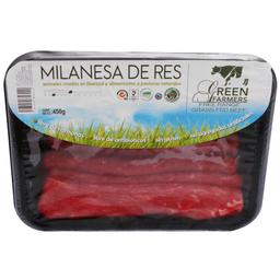 Milanesa de Res Green Farmers Premium 450 g