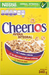Cereal Cheerios Avena Integral  340 g