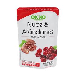 Nuez y Arándano Okko Super Foods 50 g